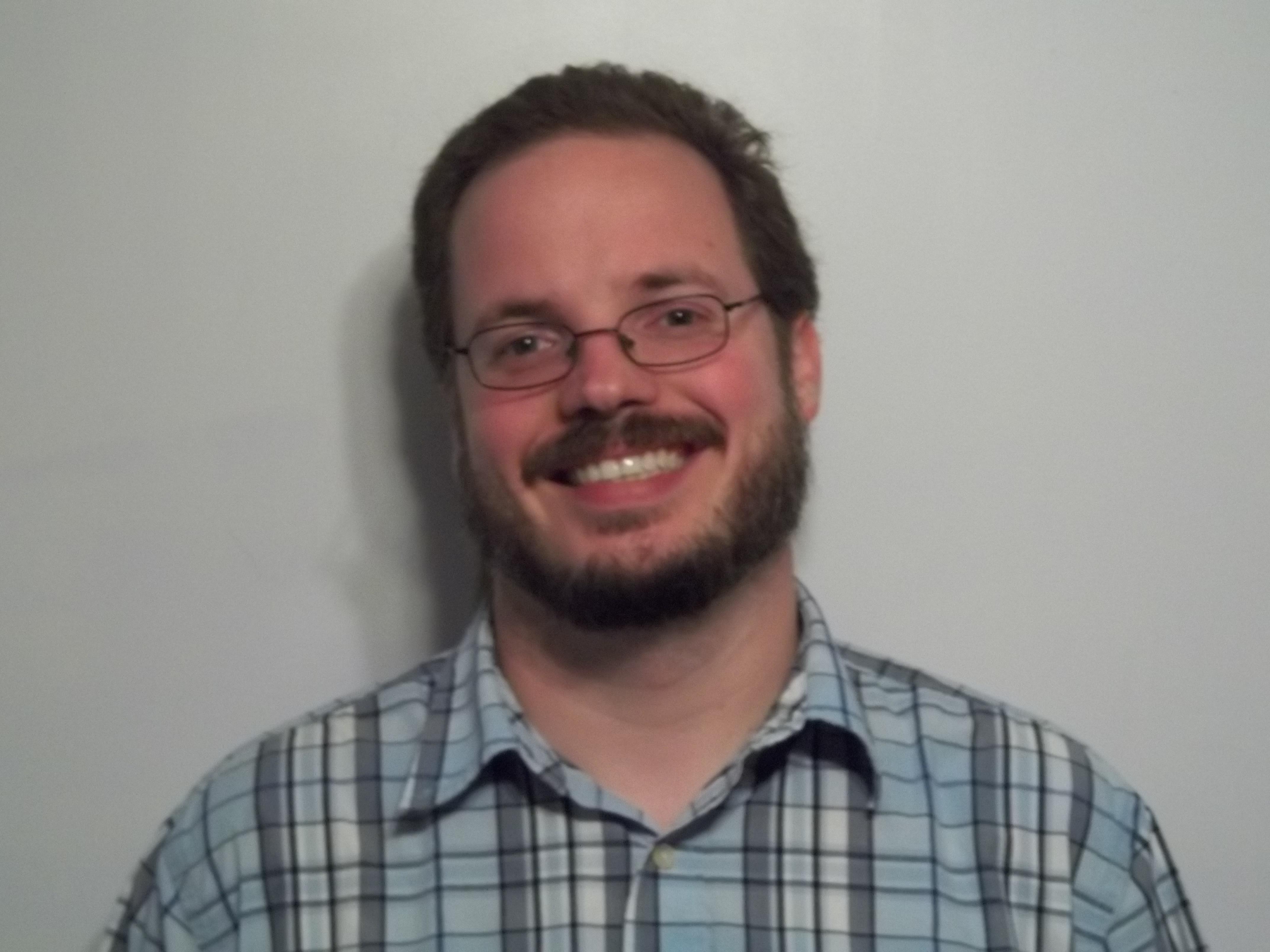 Patrick Freivald Headshot