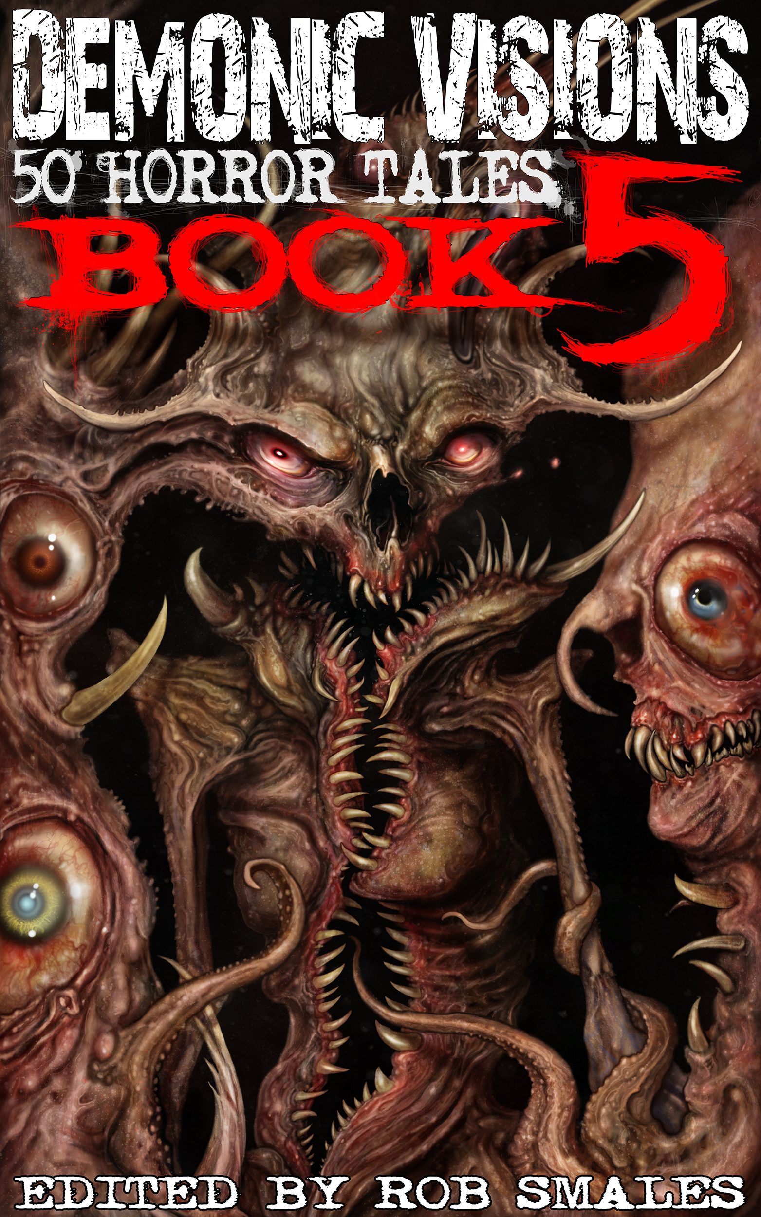 Demonic Visions 5 Cover